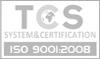 ISO9001 Registered Firm